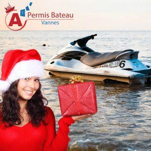 Permis bateau cadeau de Noel