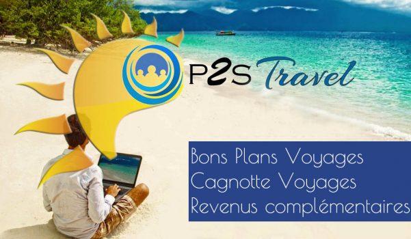 Découvrez les services P2S travel pour vos vacances